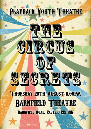 The               Circus of Secrets